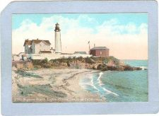 Buy CA Pigeon Point Lighthouse Postcard Pigeon Point Lighthouse at San Francis~47