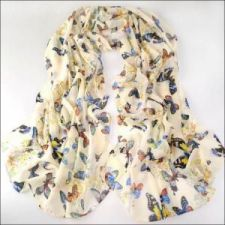 Buy NEW Butterfly Fashion Long Soft Shawl Scarf #80