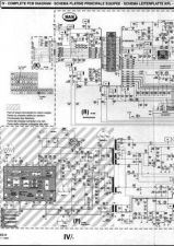 Buy THOMSON ICC 9 PAL CHASSIS Service Schematics by download #131904