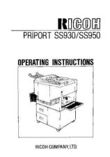 Buy Savin RICOH 950OPIN Service Schematics by download #157464