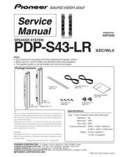 Buy PIONEER A3295 Service Data by download #148755