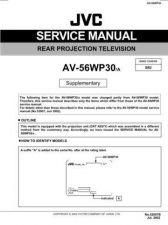 Buy JVC 52007B Service Schematics by download #122165