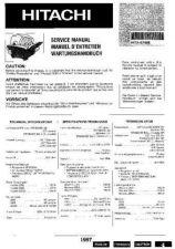 Buy Hitachi X831456 Manual by download Mauritron #184722