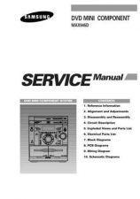 Buy Samsung MAX945DFH ABTES030101 Manual by download #164437