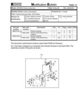Buy Ricoh M SP5PRT Service Manual by download #154109