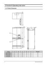 Buy Samsung SG626ECSWQ DOR73905105 Manual by download #165573