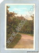 Buy CT Meriden Postcard Road to Castle Craig Hubbard Park ct_box3~1239