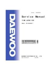 Buy Daewoo DV115 PART1 Manual by download Mauritron #184133