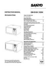 Buy Sanyo EM-G4752 Manual by download #174326
