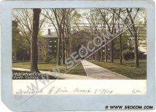 Buy CT Middletown Postcard North College Undivided Back ct_box3~1388