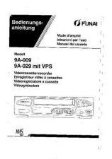 Buy Funai 9A-009 029 SEITE1-4 D Service Schematics by download #161231