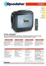 Buy ROADSTAR CTV-1433XT by download #128005