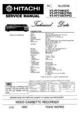Buy HITACHI No 3300E Service Data by download #151028