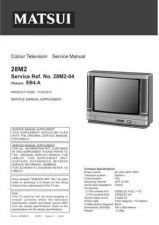 Buy Sanyo 28M2-04 Manual by download #172651