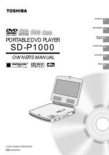 Buy Toshiba SD2108 Manual by download #172305