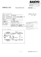 Buy Sanyo SC-U127-8-9(PL6510041) Manual by download #175315
