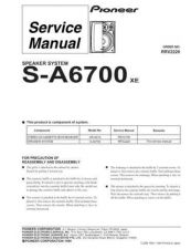 Buy PIONEER R2220 Service Data by download #153215