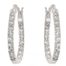 Buy Inside-out Hoop Earrings