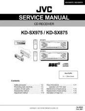 Buy JVC 49620 Service Schematics by download #120449