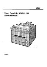 Buy Xerox 4512 COVER Service Manual by download #139393