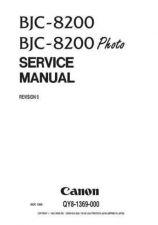 Buy Canon BJC-8500_SM Service Schematics by download #135126