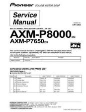 Buy PIONEER C3262 Service Data by download #152914