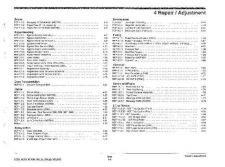 Buy Xerox XC23 4 REPAIR ADJUSTMENT Service Manual by download #139555