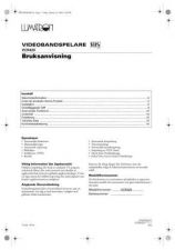 Buy Funai VCR-8303CA 8307CA 3203CA 8207CA (FR)PAGE01-05 Manual by download #163132