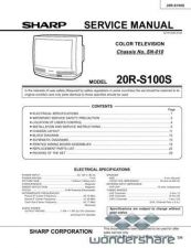 Buy Sharp 20RS100S Manual.pdf_page_1 by download #177864