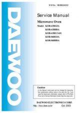 Buy Daewoo R6386B50P1(r) Manual by download #168873