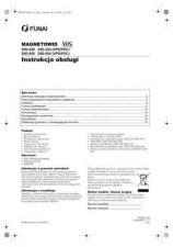 Buy Funai 29D-250 -254 -450 -454 HK243ED(POL) 0725 Manual by download #161109