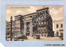 Buy CT Danbury Hotel Green Street Scene w/Old Cars Photo Type Card ct_box1~492