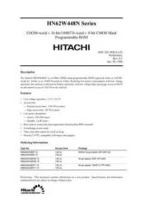 Buy Hitachi B57 3 Manual by download Mauritron #185867