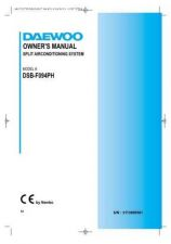 Buy Deewoo DSB-F094LH (P) Operating guide by download #167673