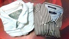 Buy 2 Mens Long Sleeve Button Down Dress Shirt Lincs Slade Wilder Size Small