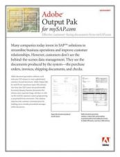 Buy DAEWOO DS OUTPUTPAK SAP Manual by download #183943
