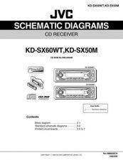 Buy JVC 49868SCH Service Schematics by download #121662