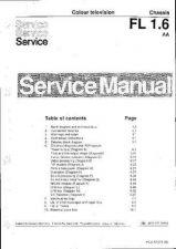 Buy MODEL FL16AA Service Information by download #124132