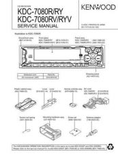 Buy KENWOOD KDC-5090R RY Technical Info by download #151874