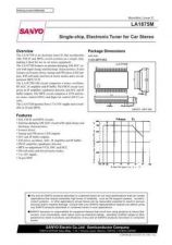 Buy SEMICONDUCTOR DATA LA1875MJ Manual by download Mauritron #188621