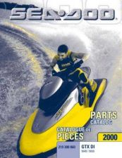 Buy SEADOO SCP2005A Service Manual by download #157601