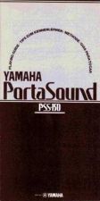 Buy Yamaha PSS150E Operating Guide by download Mauritron #205071