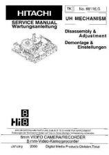 Buy Hitachi UH MECHANISM Manual by download Mauritron #184637