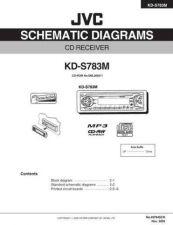 Buy JVC 49764SCH Service Schematics by download #121009