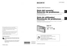 Buy SONY DSC-T7 OPERATING GUIDE by download #166773