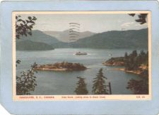 Buy CAN Vancouver Postcard Howe Sound Looking Across To Bowen Island can_box1~149