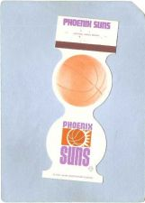 Buy AZ Phoenix Sport Basketball Contour Matchcover Phoenix Suns 1982-83 Home S~295