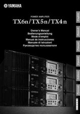 Buy Yamaha TXN EN OM E0 Operating Guide by download Mauritron #205457