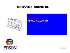 Buy MODEL PC800 Service Information by download #124387