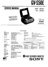 Buy SONY GVS50E by download #154397